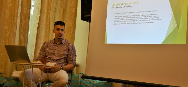 2. Seminar für Osmanische Bogenkunst mit Faruk Hoca – 17.06.2018