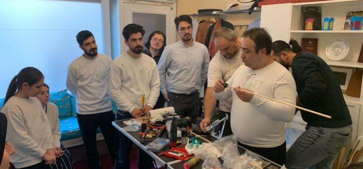 Pfeilbauseminar mit Hüseyin Efendi und Markus Efendi – 12.05.2019